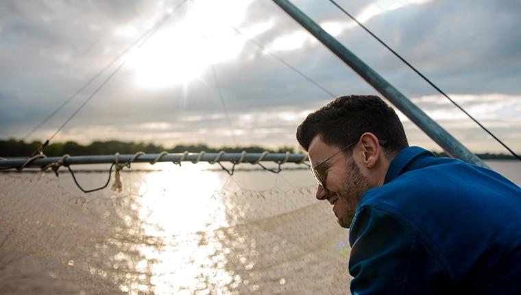 Carrelet Gironde Bordeaux Be Boat