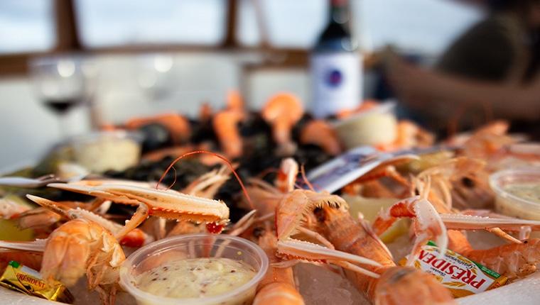 Repas sur la Garonne Bordeaux Be Boat