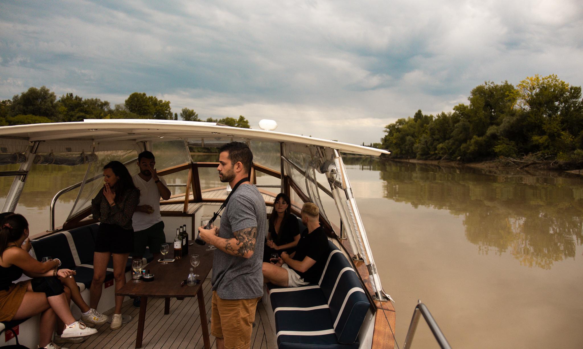 Bordeaux Be Boat